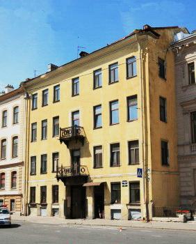 будинок Дмитра Бортнянського, на Мільйонній вулиці, 9А, сучасний вигляд