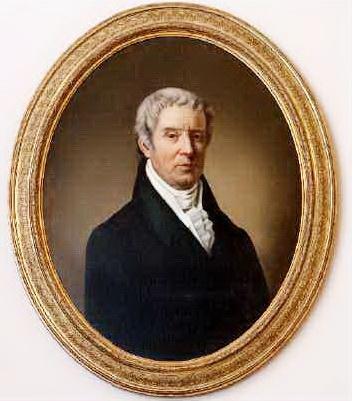невідомий художник, портрет Д. С. Бортнянського, середина-друга половина XIX ст.