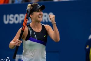 Svitolina a atteint pour la première fois les quarts de finale de l'US Open