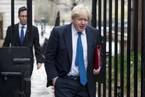 Джонсон  скасував пресконференцію у Люксембурзі на тлі протестів проти Brexit