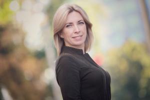 Верещук сложила полномочия представителя правительства в Раде