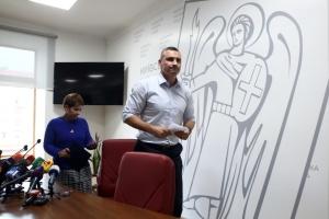 Кличко прокоментував відносини з Офісом Президента