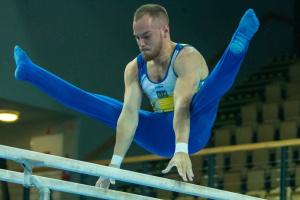 ウクライナの体操選手、メダル9個獲得 FIGワールドチャレンジカップ