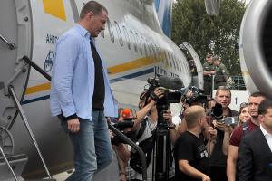 Russland verhängt für Suschtschenko 20-Jahre-Einreiseverbot