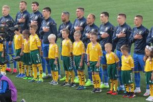Команда Шевченка на відстані одного очка від Євро-2020