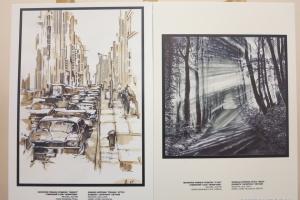 У Ризі відкрилася виставка картин Романа Сущенка