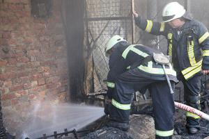 В Одесской области ликвидировали пожар в школе для детей-сирот