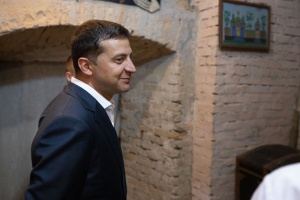 Präsident Selenskyj besucht heute Oblast Dnipropetrowsk