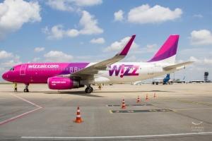 Wizz Air eröffnet ab Juli neue Flugroute von Kyjiw nach Salzburg