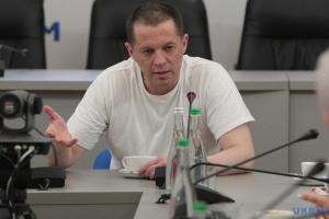 Román Súshchenko, periodista, ex preso político del Kremlin