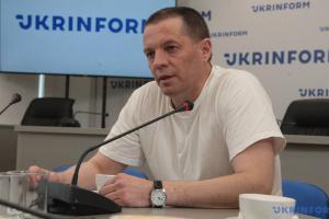 Roman Sushchenko, journalist, former Ukrainian political prisoner