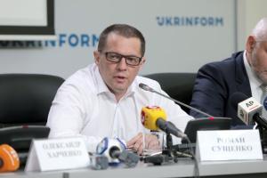 Súshchenko agradece a todos los que trabajaron en su liberación