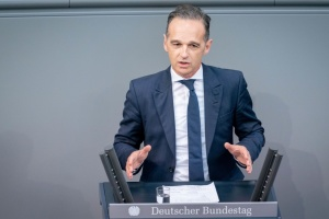 """Маас прокоментував голосування Бундестагу """"на захист"""" Nord Stream 2"""
