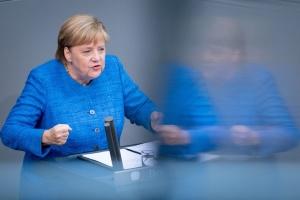 """За климат должны отвечать страны, """"нагревающие"""" планету — Меркель"""