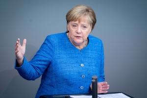 Меркель заявила, что на пятый премьерский срок не пойдет