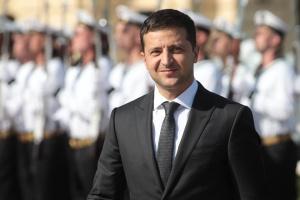 Más del 70% de los ucranianos satisfechos con el trabajo de Zelensky