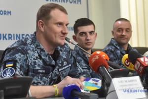 Dzięki mediom stosunek do schwytanych marynarzy w Rosji zmienił się na lepsze - Hrycenko