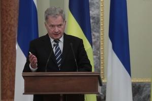 Президент Фінляндії не виключає можливості вступу країни до НАТО