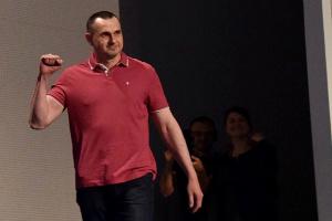 """Сенцов презентує на Форумі видавців книгу """"Маркетер"""""""