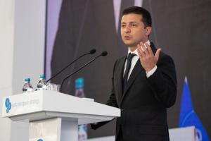 Українці дають 70% довіри Зеленському, 45% — Кабміну і Раді — 44%