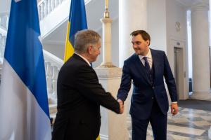 PM Honcharuk invites Finnish business to invest in Ukraine