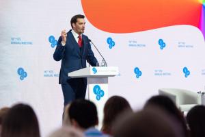 Premierminister Hontscharuk: Die beste Antwort auf russische Aggression ist unser eigener Erfolg