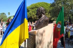 У Лісабоні відкрили пам'ятник Шевченку