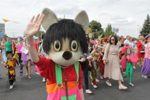 У Дніпрі в День міста встановили новий рекорд карнавальної ходи «I love Dnipro»