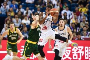 ЧС з баскетболу: Франція виграла бронзові медалі