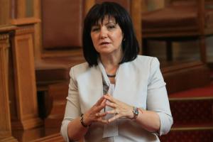 Спикер парламента Болгарии госпитализирована после ДТП