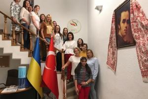 Українська спілка Анкари провела день відкритих дверей