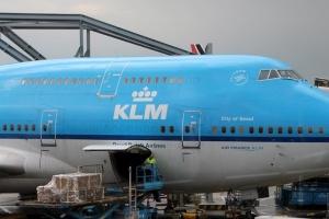 Профспілка авіакомпанії KLM готує страйк в Амстердамі