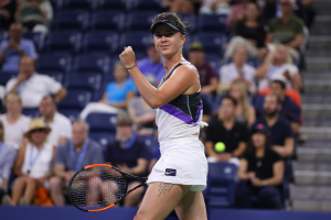 Світоліна обіграла Мугурусу і вийшла до третього кола турніру WTA в Ухані