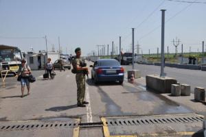 У пунктах пропуску на Донбасі зібралися 240 авто