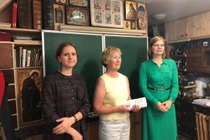 У Таллінні презентували українсько-естонську збірку дитячих віршів