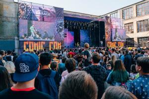Док Браун та Мачете: у Києві відбудеться другий Comic Con Ukraine
