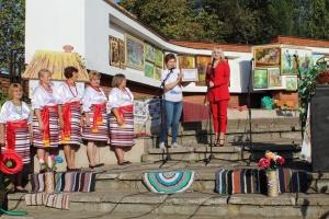 Мешканці Покровської тергромади сплели найдовший тин в Україні
