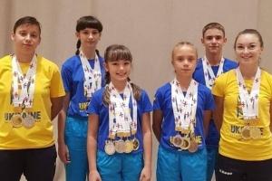 Спортсмени з Маріуполя стали призерами чемпіонату Європи з ушу в Батумі