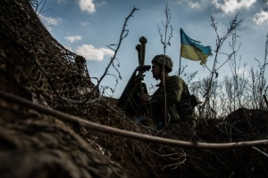 Russian-led forces launch 23 attacks on Ukrainian troops in Donbas