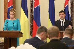 ゼレンシキー大統領、独仏露との4国首脳会談における3つの課題を指摘