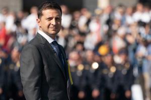 Präsident Selenskyj startet Besuch in den USA