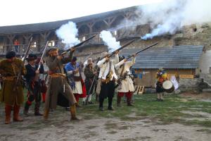 У Кам'янці покажуть, як жили місцеві д'Артаньяни