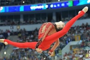В Баку стартує чемпіонат світу з художньої гімнастики