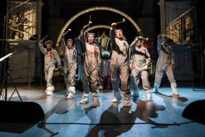 У Відні покажуть оперу-антиутопію GAZ за мотивами постановки Леся Курбаса