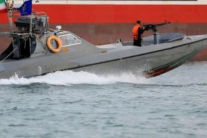 Иран задержал в Персидском заливе судно с топливом для ОАЭ