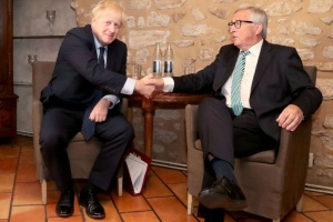 Джонсон заявив Юнкеру, що Британія вийде з ЄС 31 жовтня