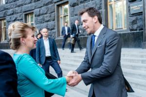 Словаччина підтримує позицію України щодо Nord Stream 2 - Чапутова