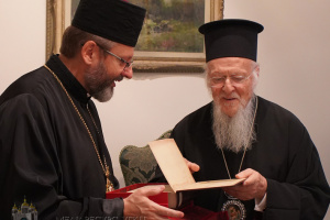Глава УГКЦ пропонує створити спільну комісію ПЦУ та Східних католицьких церков