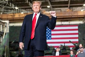 Трамп заявив, що хоче уникнути війни з Іраном