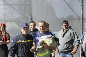 Тергромада на Чернігівщині створила команду пожежників-добровольців